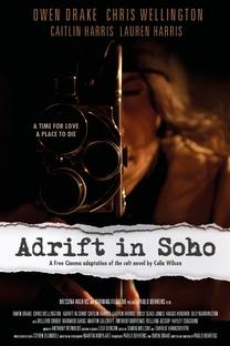 Adrift in Soho - Poster / Capa / Cartaz - Oficial 2