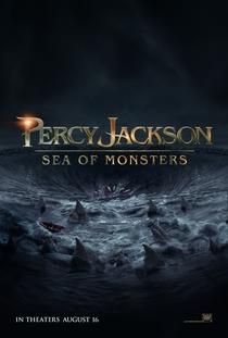 Percy Jackson e o Mar de Monstros - Poster / Capa / Cartaz - Oficial 13