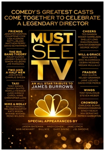 Must See TV: A Tribute to James Burrows - Poster / Capa / Cartaz - Oficial 1