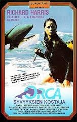 Orca - A Baleia Assassina - Poster / Capa / Cartaz - Oficial 10