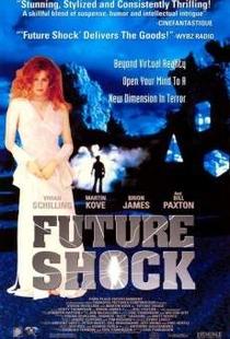Choque Do Futuro - Poster / Capa / Cartaz - Oficial 1