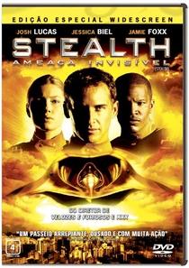 Stealth - Ameaça Invisível - Poster / Capa / Cartaz - Oficial 3