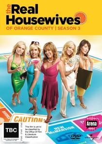 The real housewives of OC - Terceira Temporada - Poster / Capa / Cartaz - Oficial 1