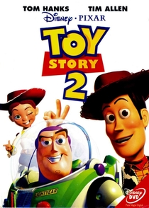 Toy Story 2 - Poster / Capa / Cartaz - Oficial 7