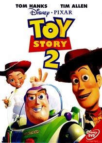 Toy Story 2 - Poster / Capa / Cartaz - Oficial 7