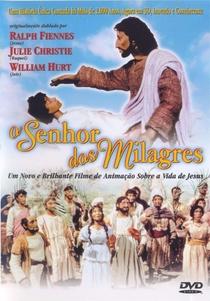 O Senhor dos Milagres - Poster / Capa / Cartaz - Oficial 3