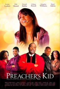 A Filha do Pastor - Poster / Capa / Cartaz - Oficial 1