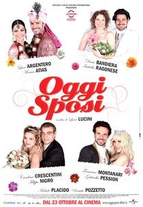 Oggi Sposi - Poster / Capa / Cartaz - Oficial 1