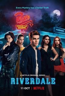 Riverdale (3ª Temporada) - Poster / Capa / Cartaz - Oficial 3