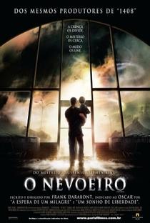 O Nevoeiro - Poster / Capa / Cartaz - Oficial 1