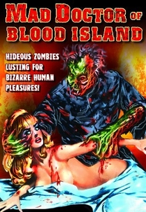 Mad Doctor of Blood Island - Poster / Capa / Cartaz - Oficial 2