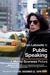 Public Speaking - Poster / Capa / Cartaz - Oficial 1