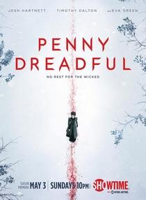 Penny Dreadful (2ª Temporada) - Poster / Capa / Cartaz - Oficial 1