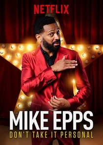 Mike Epps: Don't Take it Personal - Poster / Capa / Cartaz - Oficial 1
