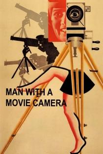 Um Homem Com uma Câmera - Poster / Capa / Cartaz - Oficial 11