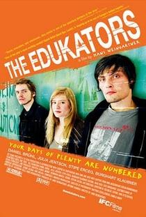 Edukators - Os Educadores - Poster / Capa / Cartaz - Oficial 7