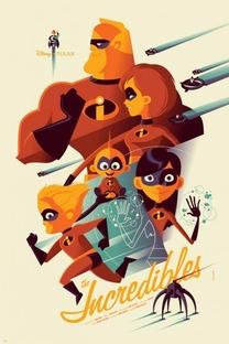 Os Incríveis - Poster / Capa / Cartaz - Oficial 3