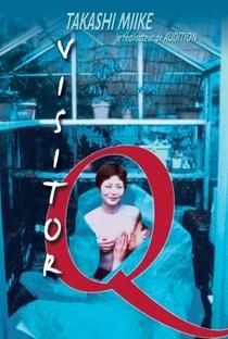 Visitor Q - Poster / Capa / Cartaz - Oficial 2