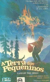 A Terra dos Pequeninos - Poster / Capa / Cartaz - Oficial 2