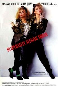 Procura-se Susan Desesperadamente - Poster / Capa / Cartaz - Oficial 1