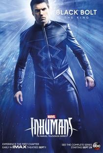 Inumanos (1ª Temporada) - Poster / Capa / Cartaz - Oficial 3