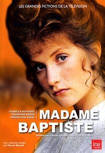 Madame Baptiste - Poster / Capa / Cartaz - Oficial 1