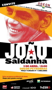 João Saldanha - Poster / Capa / Cartaz - Oficial 1