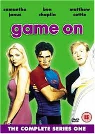 Game-On (1ª Temporada)  - Poster / Capa / Cartaz - Oficial 1