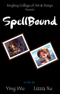 Spell Bound - Poster / Capa / Cartaz - Oficial 1