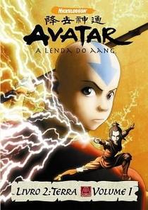 Avatar: A Lenda de Aang (2ª Temporada) - Poster / Capa / Cartaz - Oficial 2