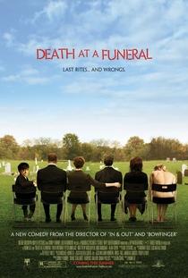 Morte no Funeral - Poster / Capa / Cartaz - Oficial 1