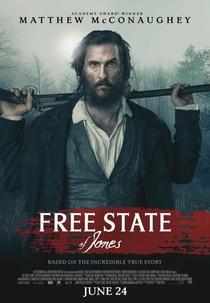 Um Estado de Liberdade - Poster / Capa / Cartaz - Oficial 1