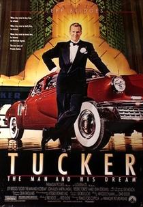 Tucker - Um Homem e seu Sonho - Poster / Capa / Cartaz - Oficial 3