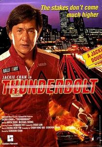 Thunderbolt: Ação Sobre Rodas - Poster / Capa / Cartaz - Oficial 5