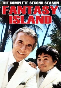 A Ilha da Fantasia (2ª Temporada) - Poster / Capa / Cartaz - Oficial 1