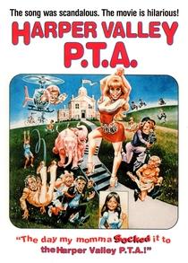 Loucuras em Harper Valley - Poster / Capa / Cartaz - Oficial 2