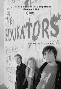 Edukators - Os Educadores - Poster / Capa / Cartaz - Oficial 11