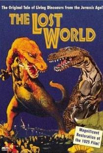 O Mundo Perdido - Poster / Capa / Cartaz - Oficial 6