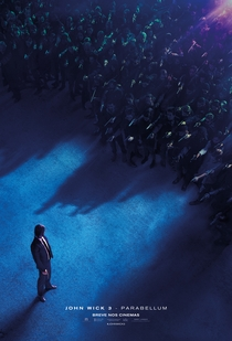 John Wick 3 - Parabellum - Poster / Capa / Cartaz - Oficial 3