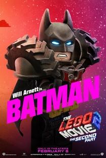 Uma Aventura LEGO 2 - Poster / Capa / Cartaz - Oficial 12
