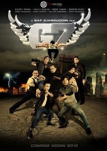 Garuda 7 - Poster / Capa / Cartaz - Oficial 1