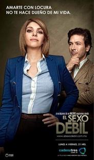 Sexo Forte, Sexo Frágil - Poster / Capa / Cartaz - Oficial 2