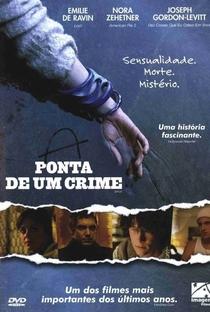 A Ponta de um Crime - Poster / Capa / Cartaz - Oficial 11