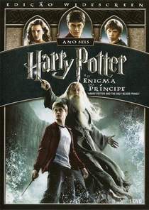 Harry Potter e o Enigma do Príncipe - Poster / Capa / Cartaz - Oficial 42