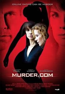 Murder Dot Com - Poster / Capa / Cartaz - Oficial 1