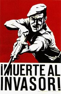 Morte ao Invasor - Poster / Capa / Cartaz - Oficial 1