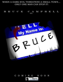 Meu Nome é Bruce - Poster / Capa / Cartaz - Oficial 5
