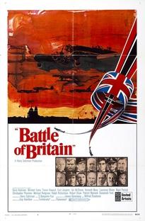 A Batalha da Grã-Bretanha - Poster / Capa / Cartaz - Oficial 6
