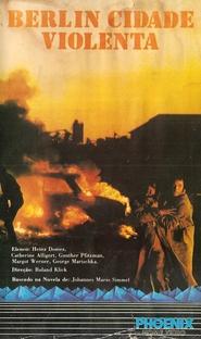 Berlin Cidade Violenta - Poster / Capa / Cartaz - Oficial 1