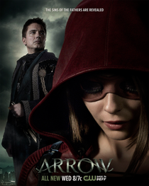 Arrow (4ª Temporada) - Poster / Capa / Cartaz - Oficial 3